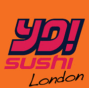 Sushi London logo so I've also been looking at different typefaces that I .