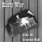 Rusty Wier - Live At Gruene Hall