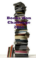 Books Won Challenge 2011