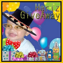 Hariz GiveAway -jom join