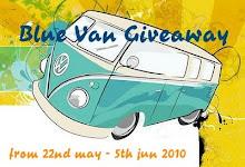 Blue Van Giveaway