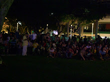 Spectators in the dark