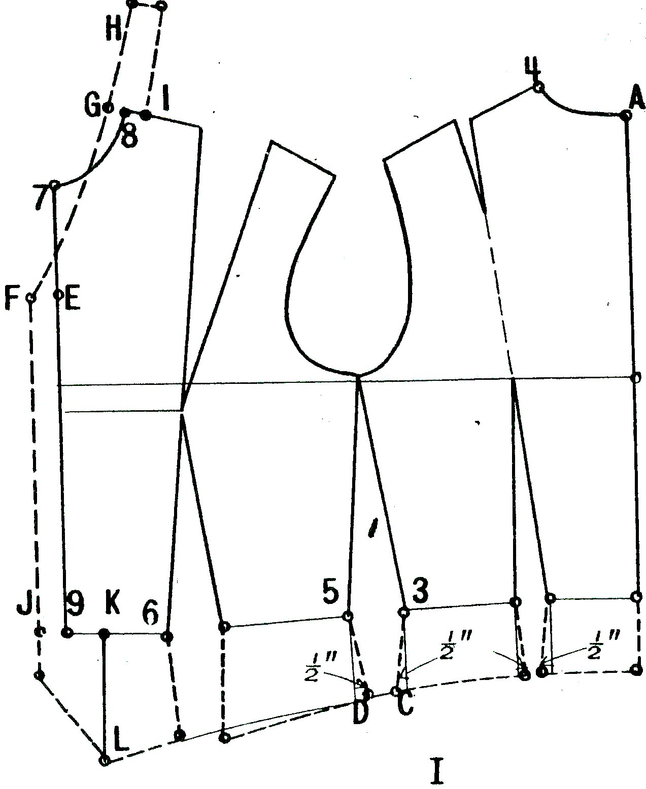 Bodice Dress Patterns Free Patterns