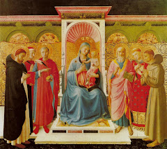 Annalena Altarpiece, Convent of San Marco, Florence