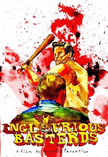 Inglourious Basterds by David Choe