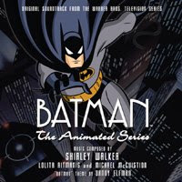 La-La Land Records' Batman: The Animated Series soundtrack cover