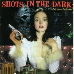 The Shots in the Dark cover featuring Rose McGowan