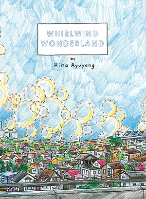 Whirlwind Wonderland cover by Rina Ayuyang