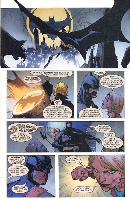 Batman/Danger Girl page 29 by Andy Hartnell, Leinil Francis Yu and Gerry Alanguilan