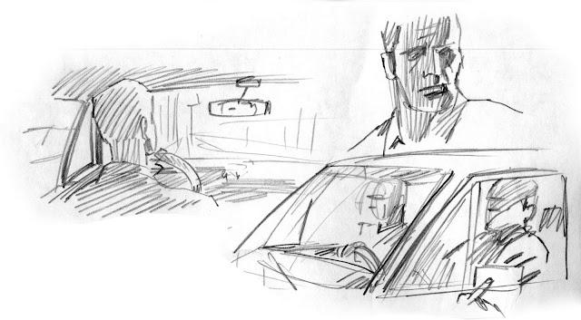 Sketchbook: BULLIT