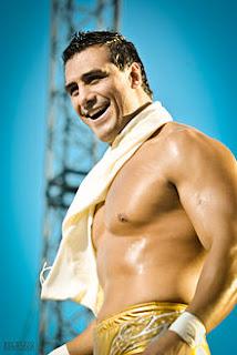 Y el ganador del Royal Rumble 2011 es ... Alberto del Rio!!!