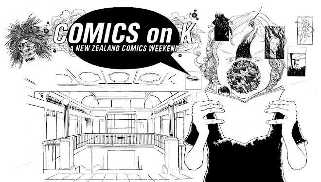 Comics on K