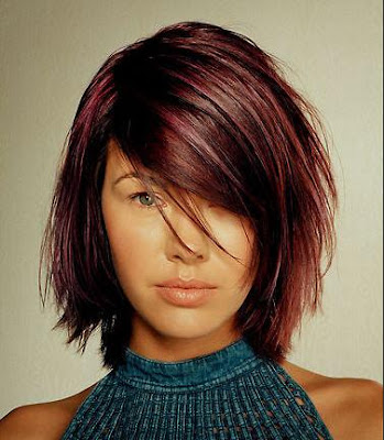 red hair color ideas for brunettes