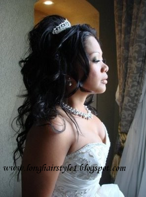 Wedding Long Romance Hairstyles, Long Hairstyle 2013, Hairstyle 2013, New Long Hairstyle 2013, Celebrity Long Romance Hairstyles 2097