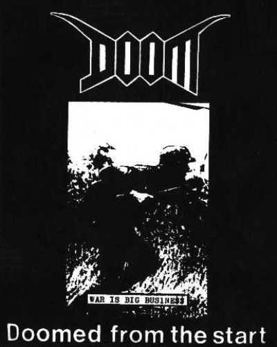 (A) DooM (E) doomed from the start