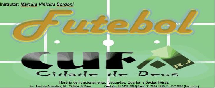 Futebol CUFA CDD