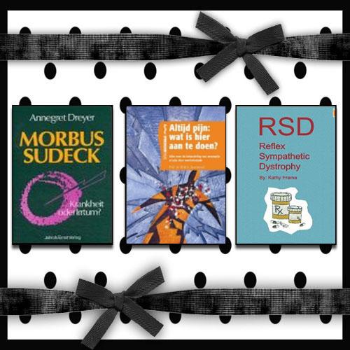 CRPS / RSD boeken