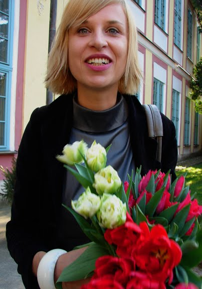 Bouquet of Tulips from Mariola