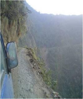 carretera delgada