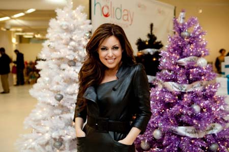 The event was hosted by Today Show Style Guide Bobbie Thomas who went to  each participating brand at the event to offer tips and ideas for gift ideas  to ... - The Holiday Lookbook Hosted By Today Show Style Guide Bobbie Thomas