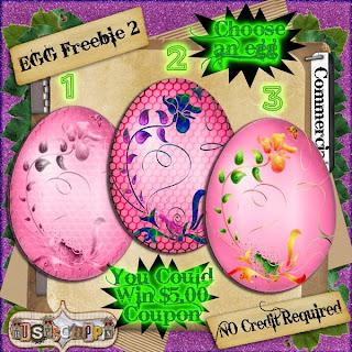 CU Faberge Egg Freebie 2 - By: BusyScrappin Folder