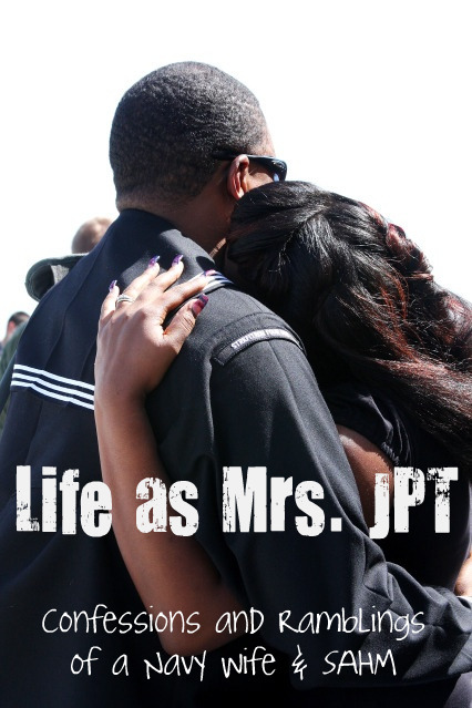 Life as Mrs. JPT