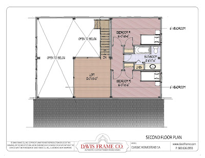 Homestead floor plan 2