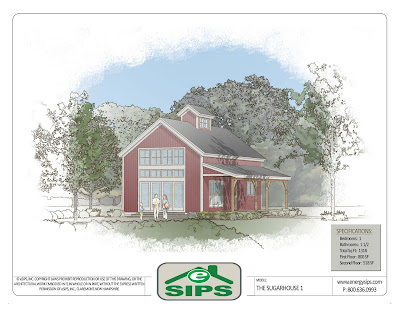 Sugar house plans find house plans for Sip house package