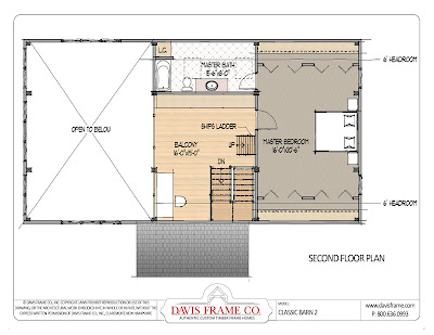 Barn Home Plan 2