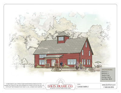 Barn home floor plan