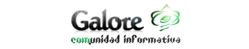 Galore Comunidad Informativa