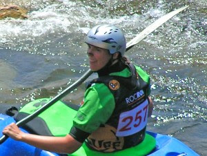kayaking women jackie ferguson