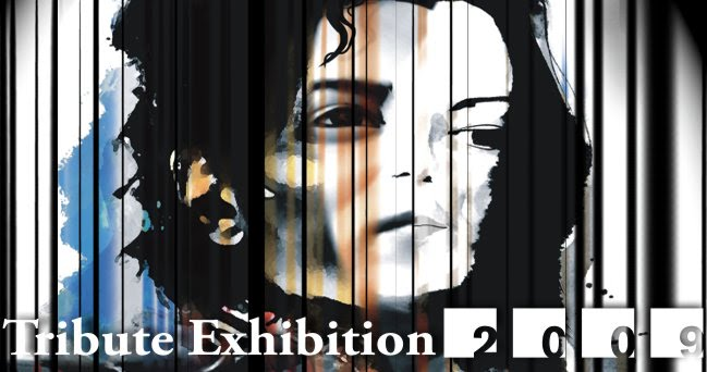 Michael Jackson exhibition Bucharest