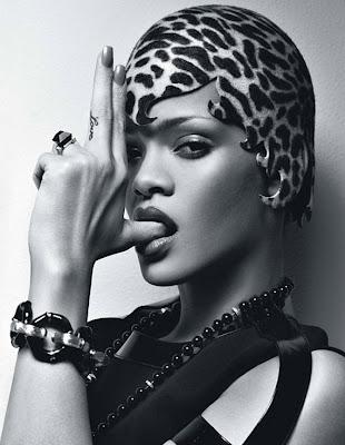 rihanna hot. Rihanna#39;s HOT W magazine cover