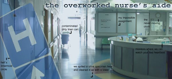 The Overworked Nurse's Aide