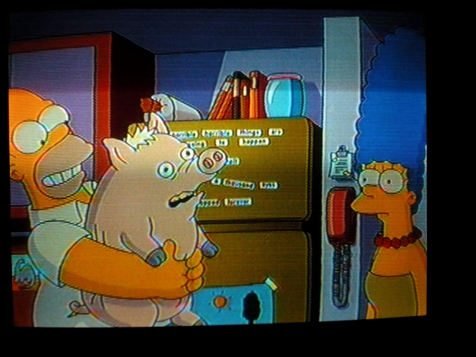 Blog globs october 2010 bestiality and pedophilia themes in the simpsons movie buycottarizona