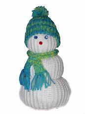 Hombrecito de Nieve