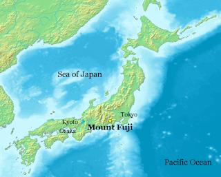 Mount Fuji Geology | RM.