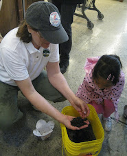 Kids Love Worm Composting