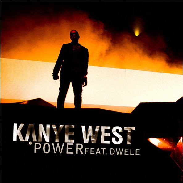 kanye west power album cover. Kanye West - Power (FanMade