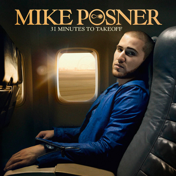 Mike Posner - 31 Minutes to Takeoff (Official Album Cover)