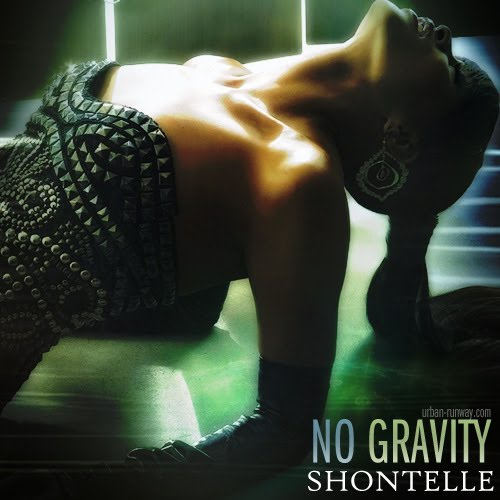 Shontelle - No Gravity (FanMade Album Cover). Made by vinnyLATELY
