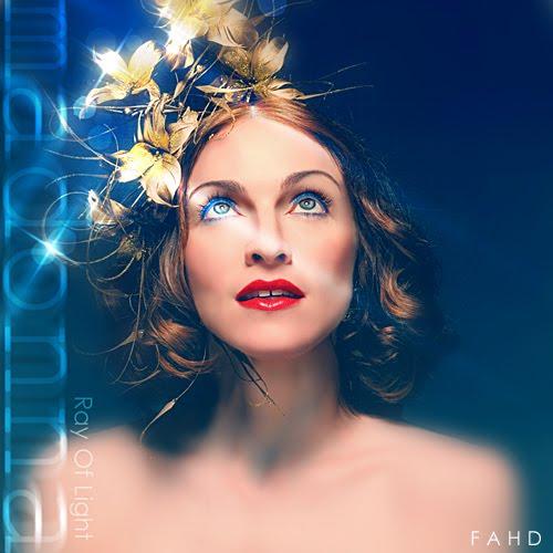 madonna ray of light album cover - photo #14