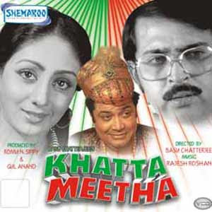 Khatta Meetha (1978) - Hindi Movie