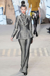 Christian Lacroix Fall 2009 Ready to Wear@ Through the Wilderness