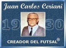 El padre del Futsal