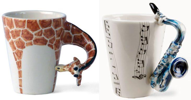 Todo sirve para algo incluso yo tazas animales - Tazas de te originales ...