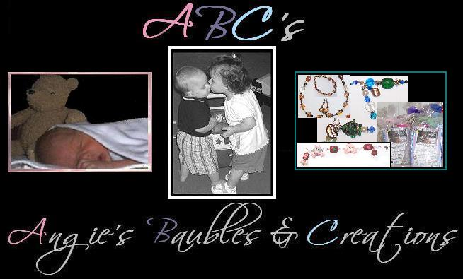 Angie's Baubles & Creations