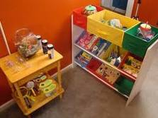 Preschool Science Center Materials http://freelessonplans4u.blogspot.com/2010/08/habitat-science-tubs-and-preschool.html