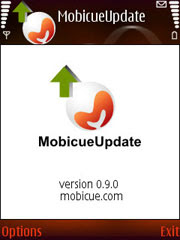 MobicueUpdate for Nokia S60